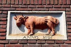 amsterdam - Jordaan - Gevelsteen