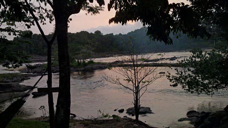 Sun Dawn, Bakaaboto Resort, Boven-Suriname (8)