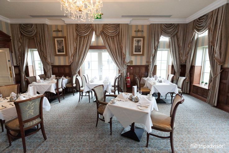The Catalina Private Function space at @LoughErneResort
