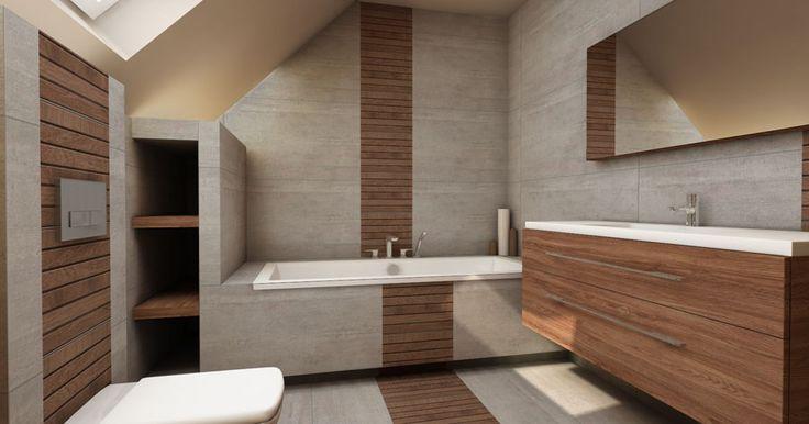 płytki drewnopodobne do łazienki - Szukaj w Google