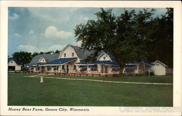 Honey Bear Farm Genoa City Wisconsin