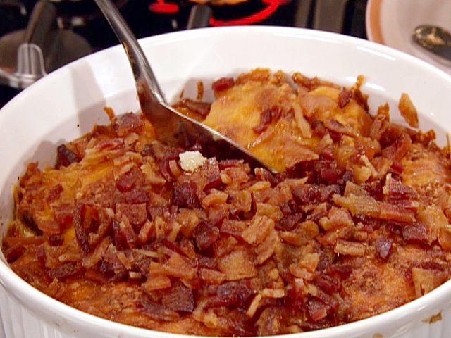 Potato Casserole recipe from Paula Deen via Food Network