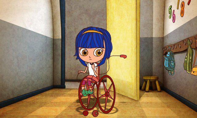 O curta visa mostrar a possibilidade de mudança na forma de olhar as questões relacionadas à deficiência.
