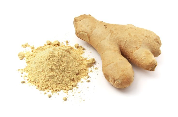 Ginger contains anti-inflammatory properties, which can help prevent periodontal disease. #dentistry