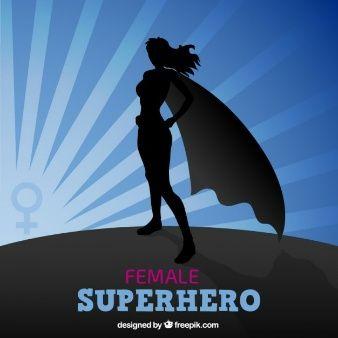 Superhéroe femenina