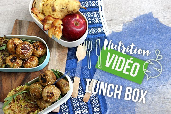 Lunch Box Boulettes Galettes Et Gateau Invisible Bonjour Darling Boulette Cuisine Blog Cuisine