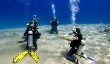 Scuba Diving Litochoro