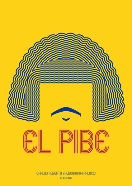 EL PIBE | Carlos Alberto Valderrama Palacio