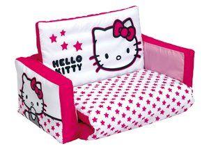 Foto: HELLO KITTY il divanetto che si trasforma in letto a soli €59,99 abbiamo il prezzo più basso in rete e in negozio disponibilità immediata!!! www.vivicartoon.com