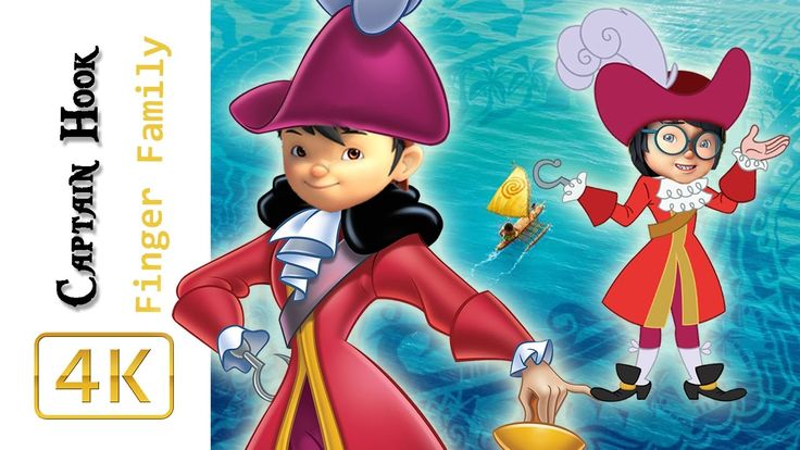 BoBoiBoy Galaxy Transforms Into Captain Hook Finger Family Song Pirates ...