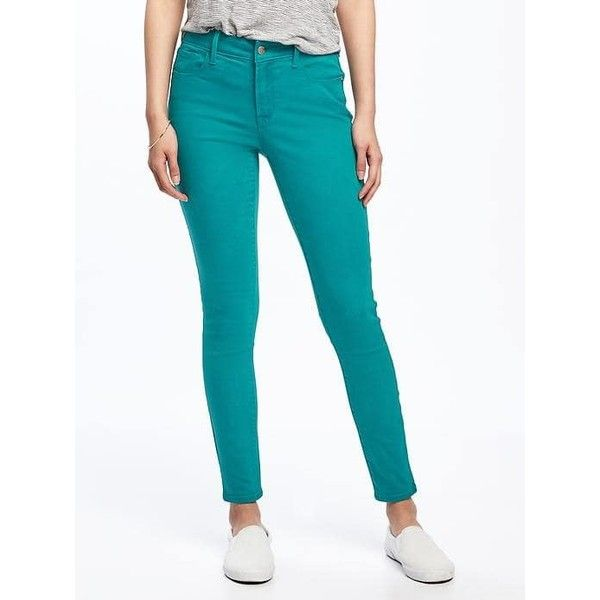 1000  ideas about Teal Skinny Jeans on Pinterest | Teal pants