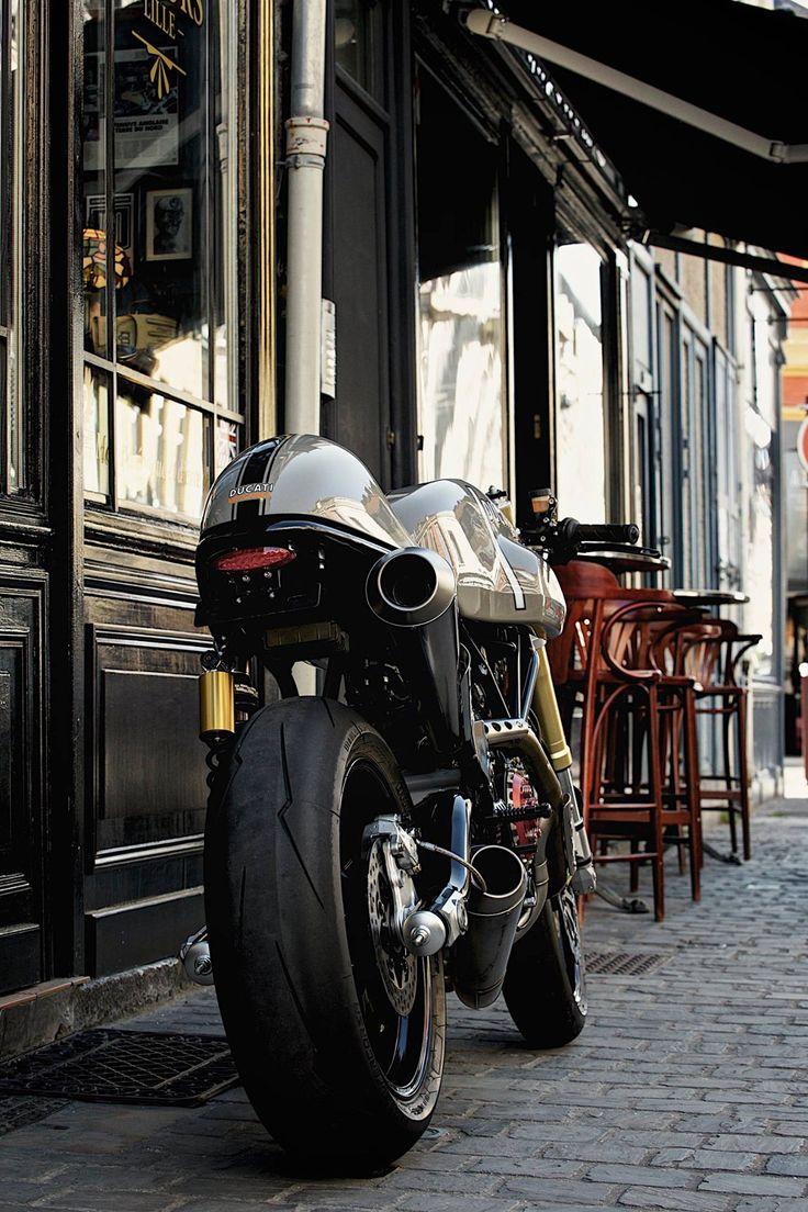 Ducati 1000 s hermanus volante vendre chez legend motors lille