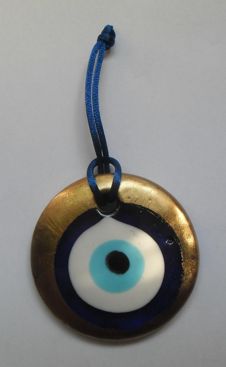 Amuleto turco que protege contra el mal de ojos. Mal de Ojo (Nazar) Ojo Turco…