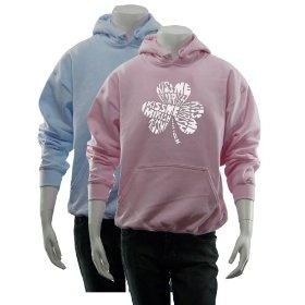 """Women`s Pink Kiss Me Im Irish Hoodie M - Created using the words """"Kiss Me I`m Irish"""" $34.99"""