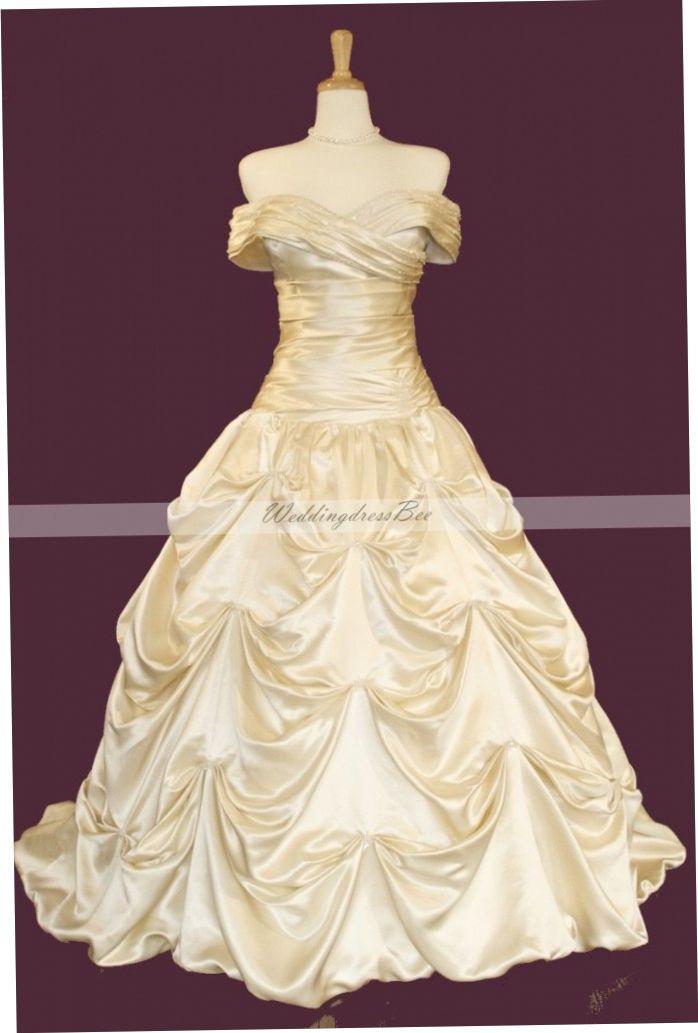 Beauty And The Beast Wedding Dress Beauty And The Beast Wedding