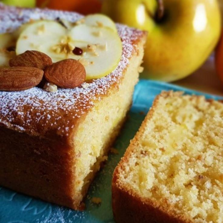 Plumcake sofficissimo nutriente e light. (Ricetta di Grazia Tornello)