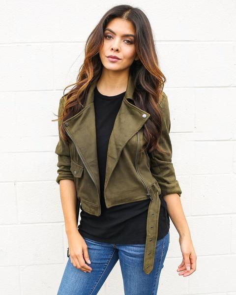Olson Moto Jacket