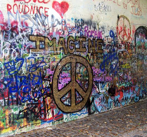 The wall of peace: Peace Love Graff, Things Peace, Urban Art, Street Art, Art Design, Life View, World Peace, Life Isinspir, Graffiti Art