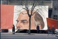 Moscow, USSR by Elliott Erwitt
