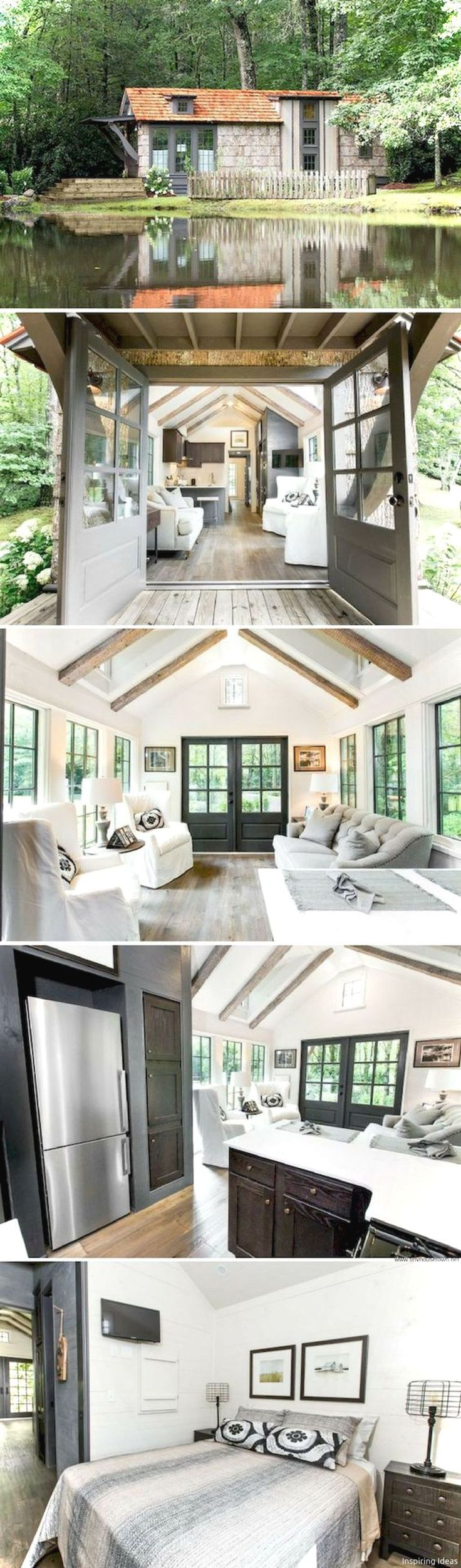 602 best Small House Design images on Pinterest | Small homes, Small ...