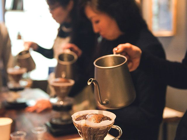 コーヒーの新たな美味しさに目覚める 神乃珈琲の実践的セミナーに密着