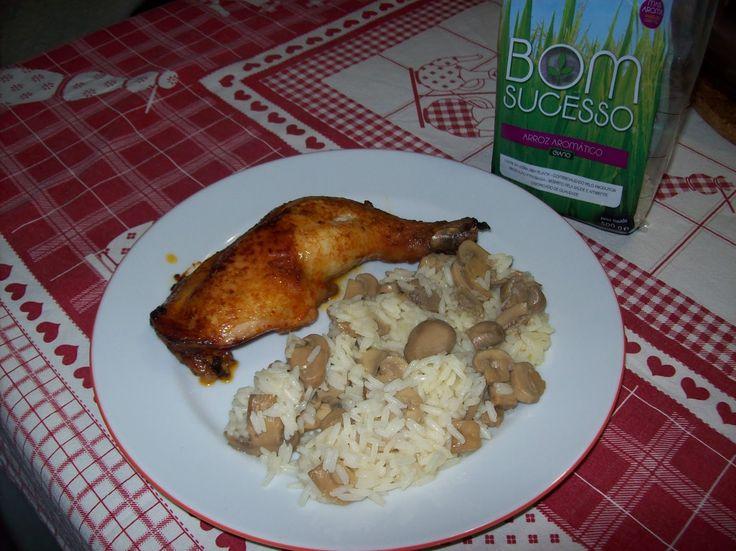 Bom dia O Arroz BOM SUCESSO é delicioso, obrigada Orivárzea. Ingredientes: Chávena e meia de arroz Bom Sucesso Aromático 3 cháve...