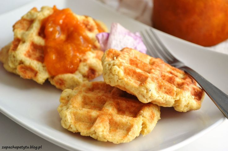 Mini waffles #zapachapetytu #waffles #dessert #summer