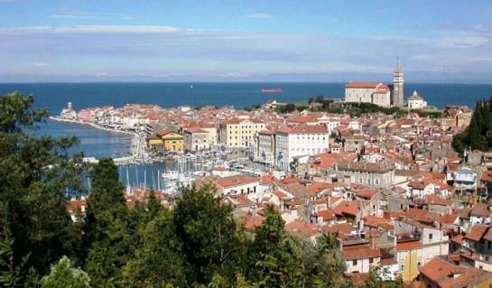 Trieste, Italy Slowenien, Urlaub, Istrien