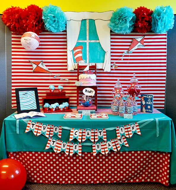 """Photo 4 of 22: Dr. Suess / School Party/Play """"Seussical Soiree"""" 