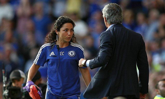 EVA CARNEIRO breaks her silence to claim FA has NOT spoken to her about Mourinho row...