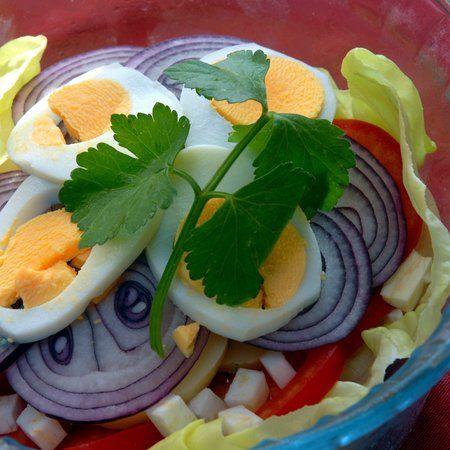 Kedvenc saláta Recept képpel -   Mindmegette.hu - Receptek