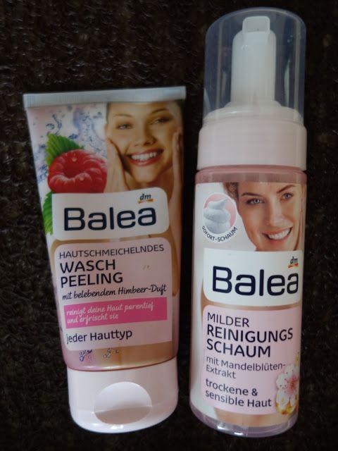 All my cosmetics: Čištění pleti s Baleou