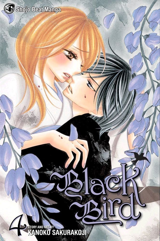 Black Bird Manga 4 | After a long wait, the fourth volume of Black Bird is finally released ...