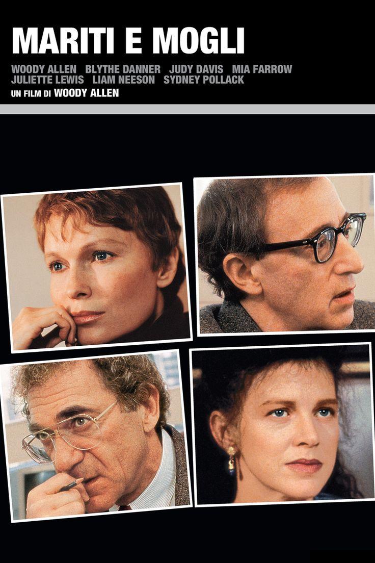 """""""La vita non imita l'arte, imita la cattiva televisione""""  Mariti e mogli, film di Woody Allen"""
