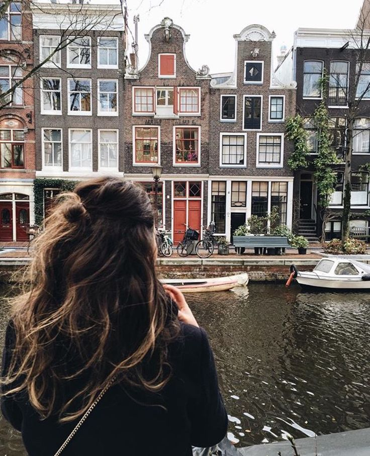 escape to a beautiful city and get lost