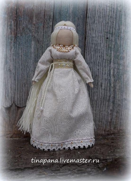"""""""Любовь"""" авторская кукла - белый,традиционная кукла,оберег,любовь,подарок"""