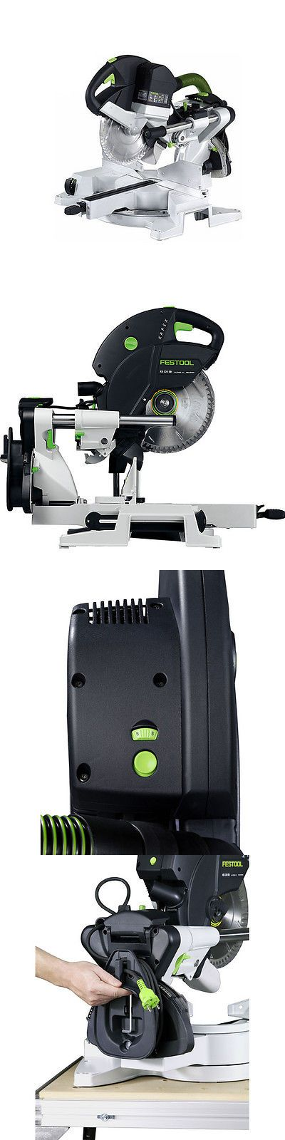 Miter and Chop Saws 20787: Festool Kapex Ks 120 Eb Sliding Compound Miter Saw 561287 New -> BUY IT NOW ONLY: $1475 on eBay!