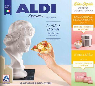 Especial Italia en ALDI del 25 al 30 de junio -  #aldi #italia Catálogo de ofertas ALDI con un especial de productos Italianos. Disponible a partir del 25 de Junio al 30 de Junio de 2017. Supermercados ALDI se suma a los especiales de países y ciudades del mundo como hace Supermercados Lidl.    #CatálogosAldi, #Catálogosonline   Ver en la web : https://ofertassupermercados.es/especial-italia-aldi-del-25-al-30-junio/