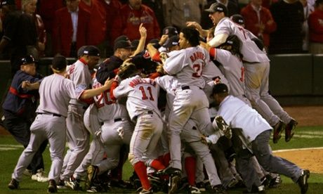 Boston Red Sox win 2013 World Series