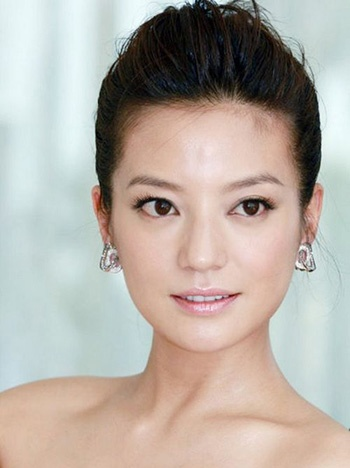 Zhao Wei (Vicki Zhao), Actress/Singer. Born March 12, 1976. Chinese heritage.