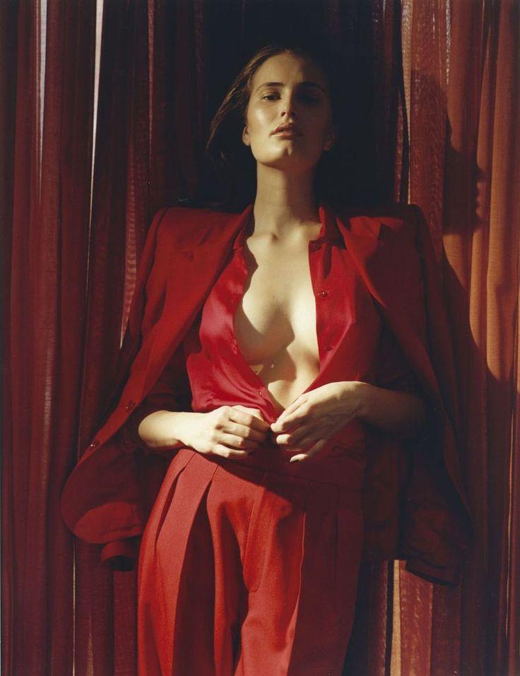 'A Private View' Alla Kostromichova by Robi Rodriguez for Wallpaper March 2013 [Editorial] - Fashion Copious