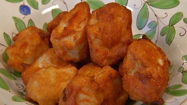 Good Cookin': Polenta Battered Fish | The Live Well Network
