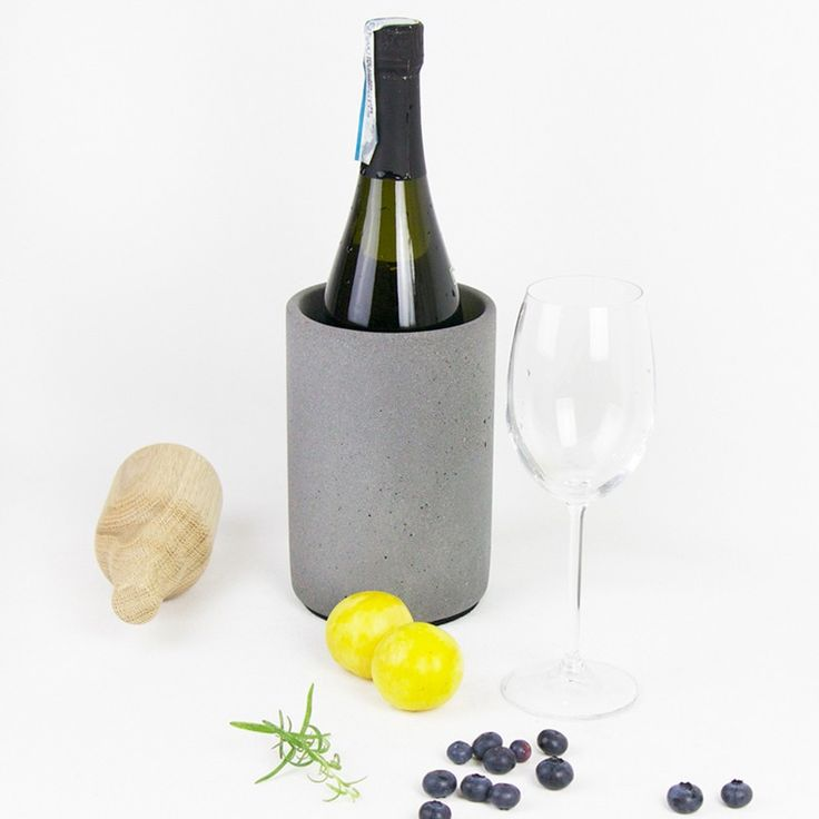 Weinkühler SOLID aus Beton