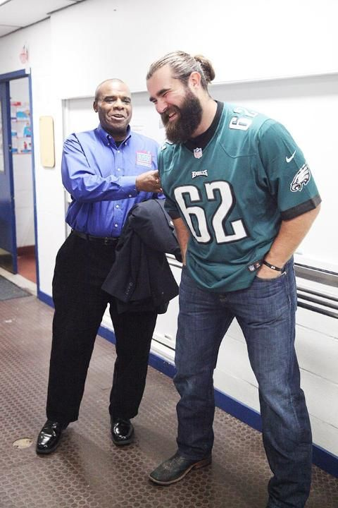 Dietz & Watson Surprises Military Families: Jason Kelce is tickled to be a part of military men & women reuniting with their families for dinner.