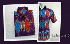 PUSPA BATIK L155-D | www.gloryfashion.net