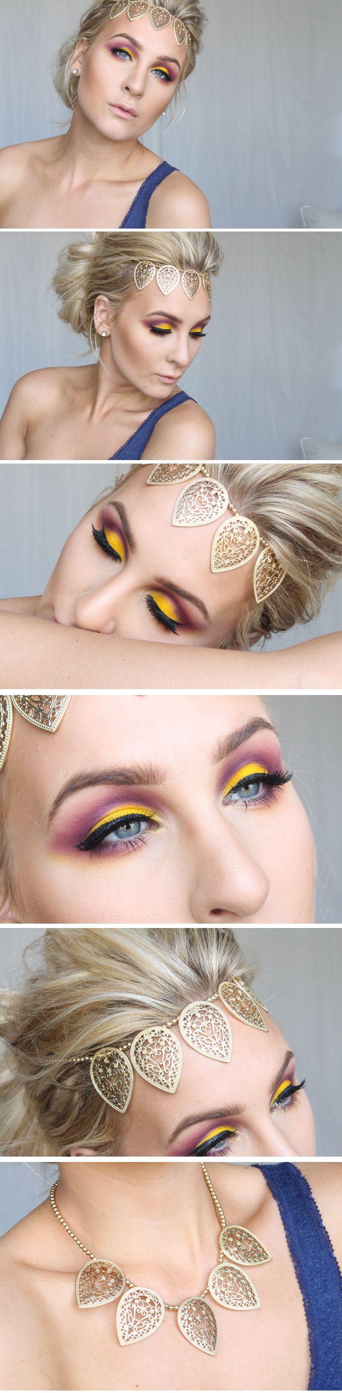 LOVE  Dagens makeup – Goddess | Helen Torsgården – Hiilens sminkblogg