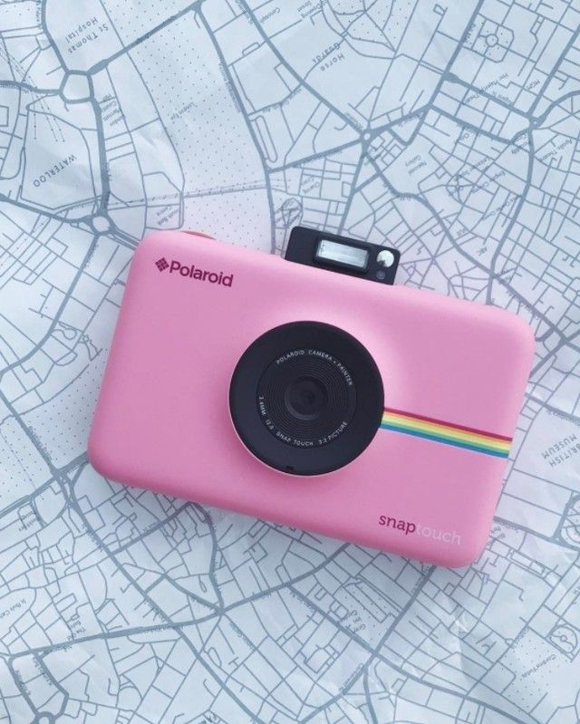"Polaroid Snap Touch Fotocamera Digitale Snap Touch a Stampa Istantanea con Schermo LCD  13 megapixel  monitor lcd touchscreen da 3.5""  selfie mirror  filtri  digital stickers  stampa su carta Zink adesiva #polaroidsnaptouch #152store #perugia"