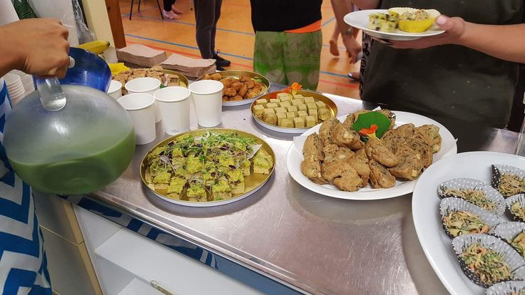 Vegetarian GF Mini Women's Retreat