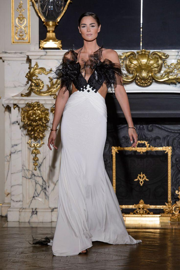 The Best Gowns From Paris Couture Week  - ELLE.com - Eva Minge (=)