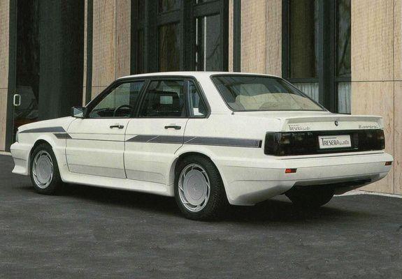 Audi 90 Superpfeil Treser